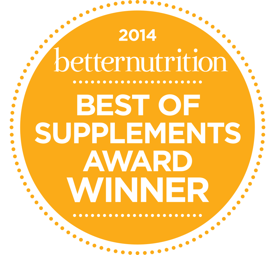 Better Nutrition Award