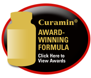 Curamin Award Button
