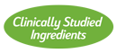 Clinically Studiend Ingredients