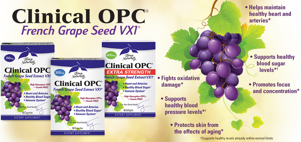 Clinical OPC products