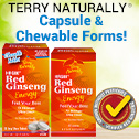 Red Ginseng HRG80™ Energy with Terry