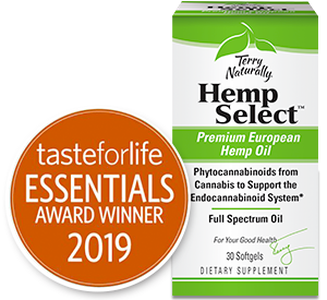 Hemp Select™ Wins Award