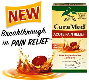 CuraMed® Acute Pain Relief*†