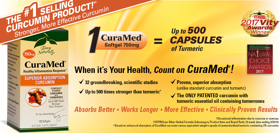 CuraMed Products