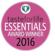 taste for life — Essentials Award Winner 2016