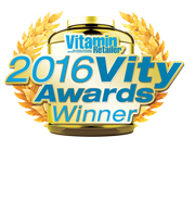 Vitamin Retailer — 2016 Vity Awards Winner
