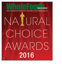 Whole Foods—Natural Choice Award
