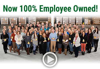 Now 100% Employee-Owned!