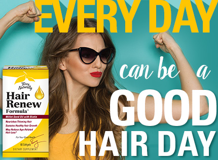 Hair Renew • Every Day can be a GOOD HAIR DAY!