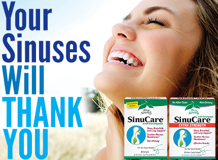 Your Sinuses Will Thank You • Sinucare™