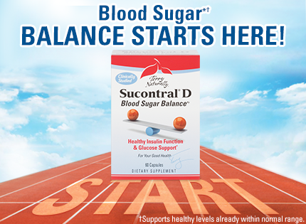 Blood Sugar*† BALANCE STARTS HERE!
