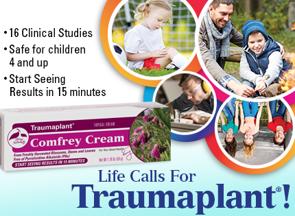 Life Calls For TRAUMAPLANT®!
