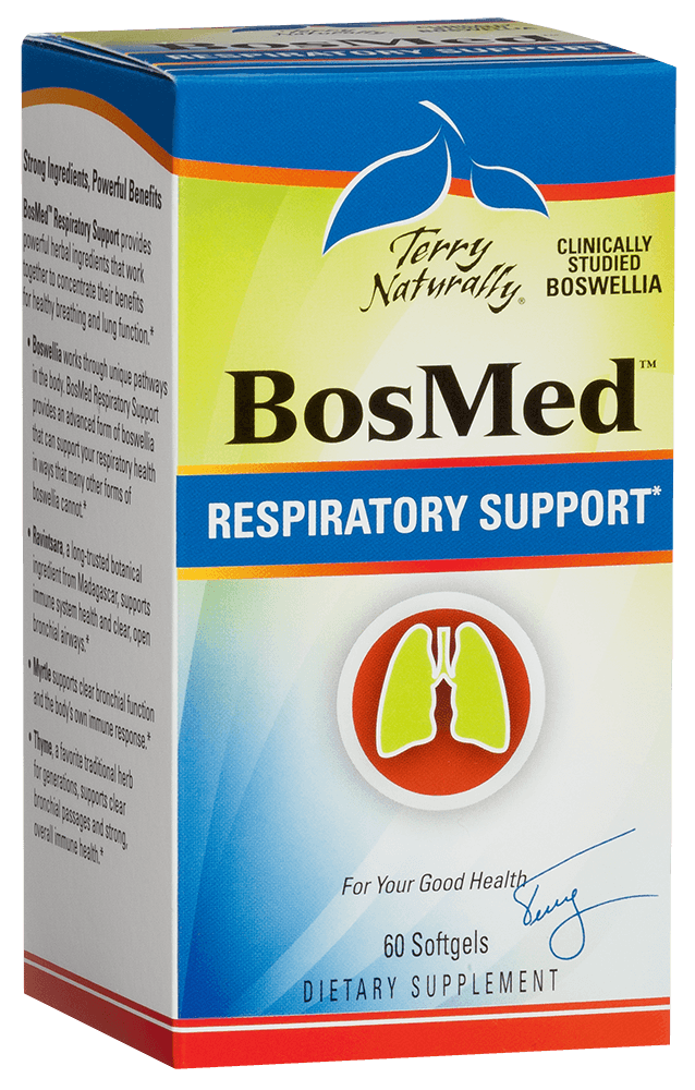 BosMed® Respiratory Support*