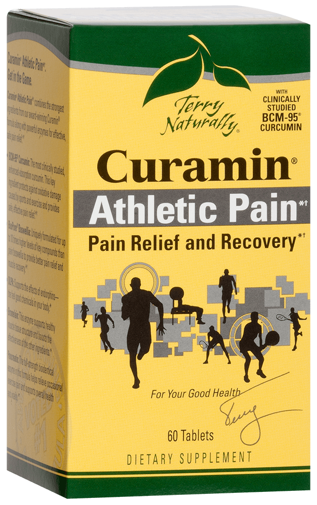 Curamin® Athletic Pain*†