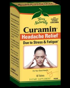 Curamin Headache Relief Carton