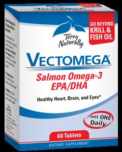 Vectomega Tablets Carton
