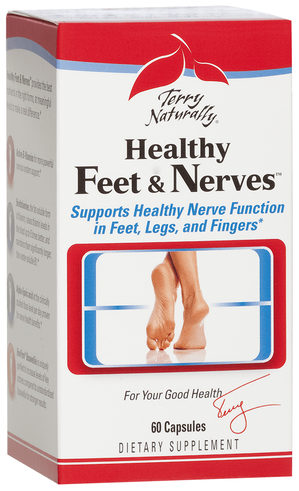 Healthy Feet & Nerves™*