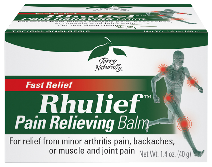 Rhulief™ Pain Relieving Balm
