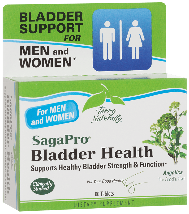 SagaPro® Bladder Health*